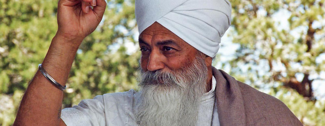 Yogi Bhajan - KRI Level One